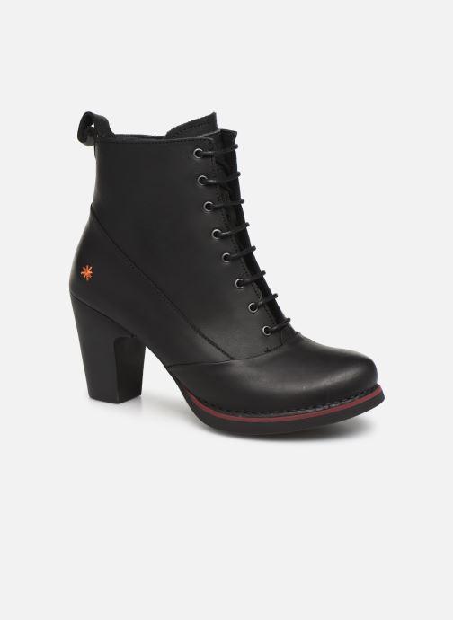 Boots en enkellaarsjes Art GRAN VIA 1146 Zwart detail