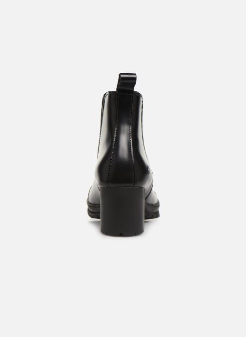 Bottines et boots Art CAMPDEN 1233 Noir vue droite
