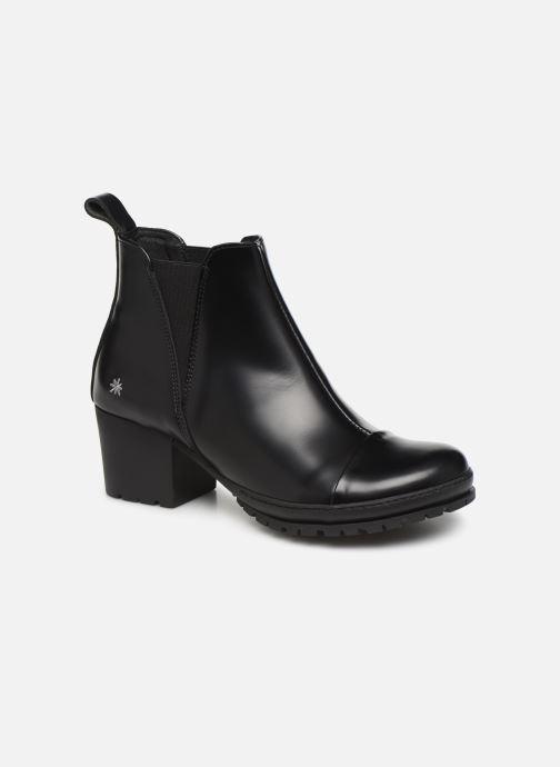 Bottines et boots Art CAMPDEN 1233 Noir vue détail/paire
