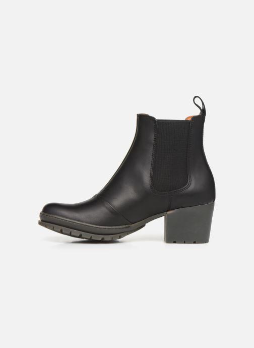 Bottines et boots Art CAMPDEN 1235 Noir vue face