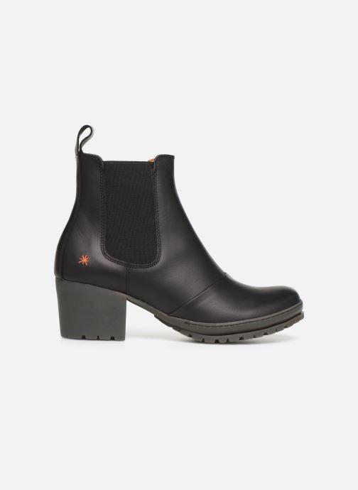 Boots en enkellaarsjes Art CAMPDEN 1235 Zwart achterkant