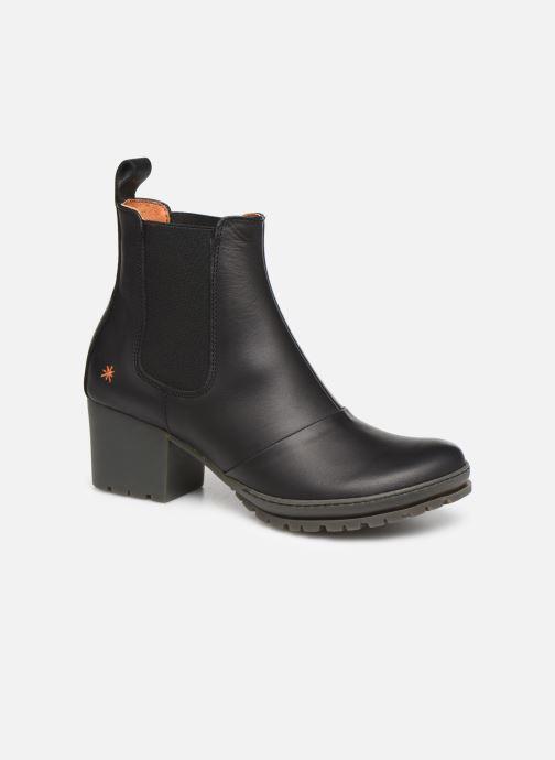 Boots en enkellaarsjes Art CAMPDEN 1235 Zwart detail