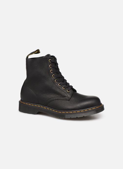 Ankelstøvler Dr. Martens 1460 Pascal Sort detaljeret billede af skoene