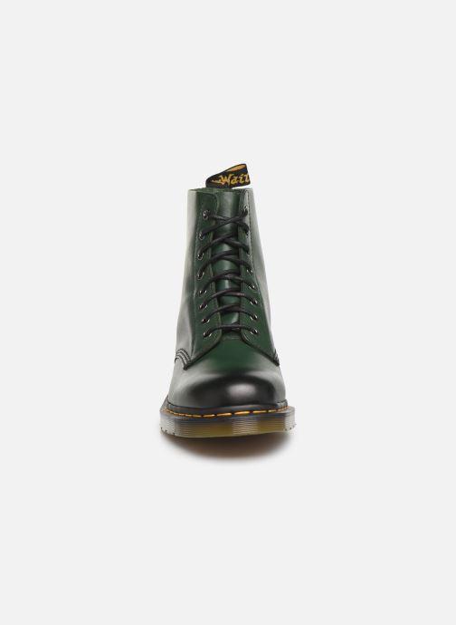 Bottines et boots Dr. Martens 1460 Pascal Vert vue portées chaussures
