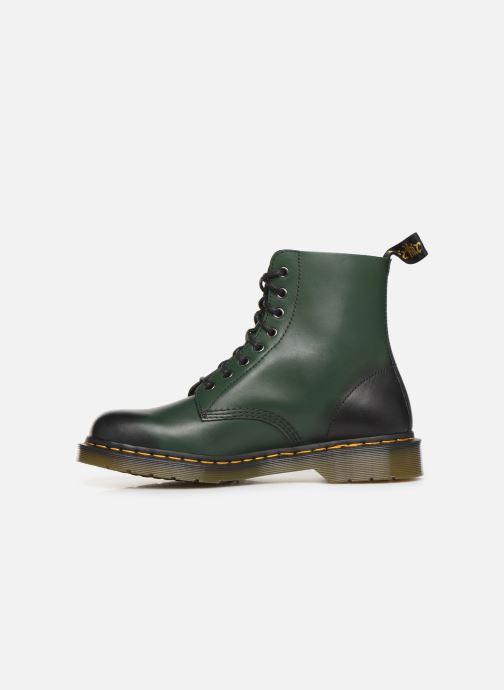Bottines et boots Dr. Martens 1460 Pascal Vert vue face