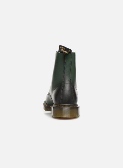 Bottines et boots Dr. Martens 1460 Pascal Vert vue droite