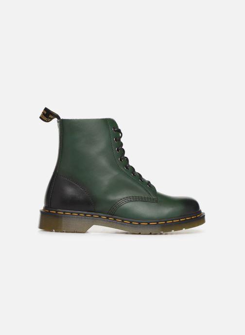 Bottines et boots Dr. Martens 1460 Pascal Vert vue derrière
