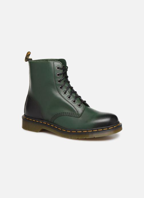 Bottines et boots Dr. Martens 1460 Pascal Vert vue détail/paire
