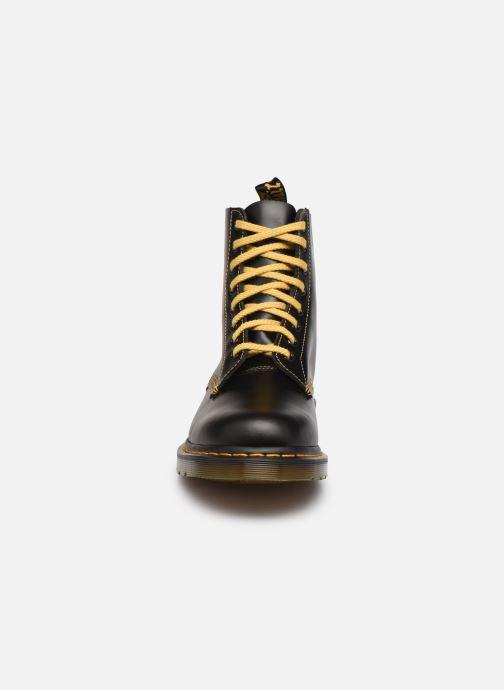 Stiefeletten & Boots Dr. Martens 1460 Pascal schwarz schuhe getragen