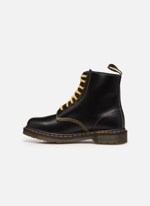 Stiefeletten & Boots Dr. Martens 1460 Pascal schwarz ansicht von vorne