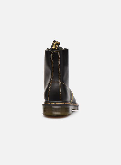 Stiefeletten & Boots Dr. Martens 1460 Pascal schwarz ansicht von rechts