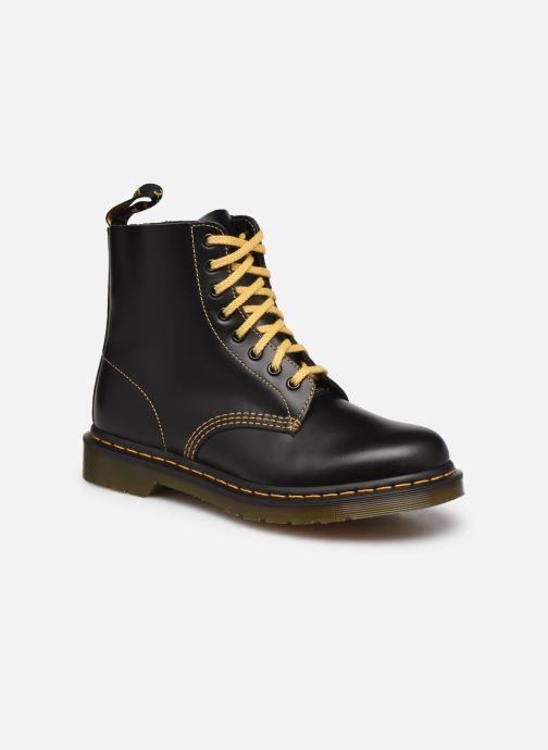 Stiefeletten & Boots Dr. Martens 1460 Pascal schwarz detaillierte ansicht/modell