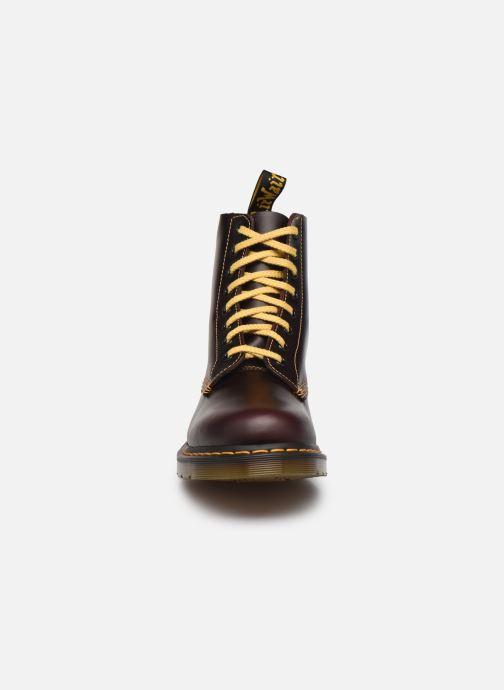 Ankelstøvler Dr. Martens 1460 Pascal Bordeaux se skoene på