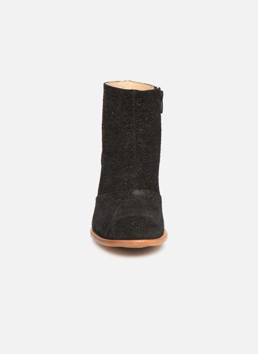 Boots en enkellaarsjes Neosens BEBA Zwart model