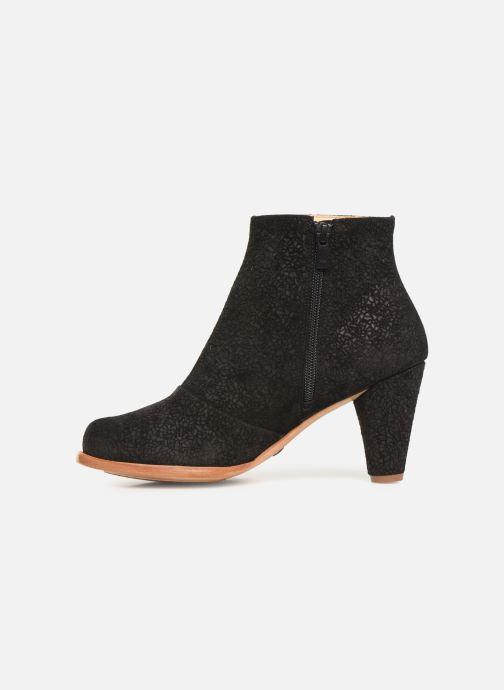 Boots en enkellaarsjes Neosens BEBA Zwart voorkant