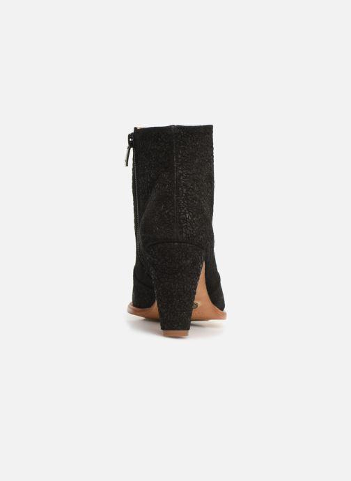 Boots en enkellaarsjes Neosens BEBA Zwart rechts