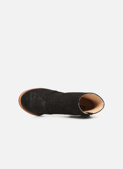 Boots en enkellaarsjes Neosens BEBA Zwart links
