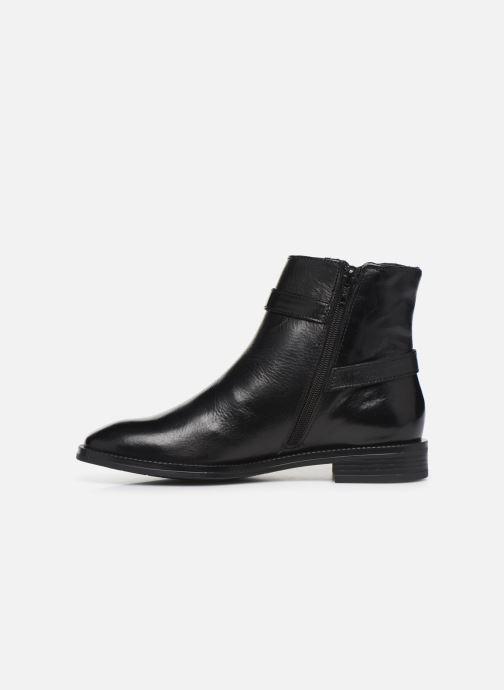 Bottines et boots Georgia Rose Restrip Soft Noir vue face