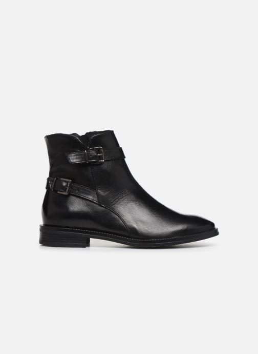 Bottines et boots Georgia Rose Restrip Soft Noir vue derrière