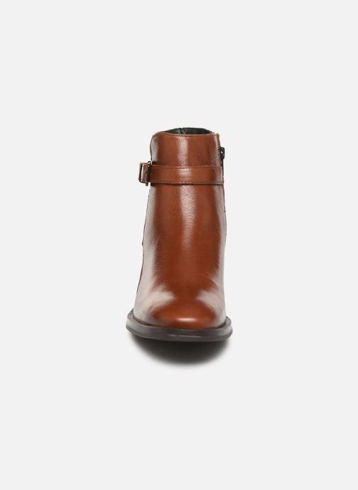 Bottines et boots Georgia Rose Restrip Soft Marron vue portées chaussures