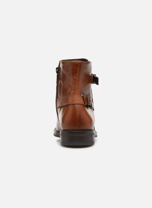 Bottines et boots Georgia Rose Restrip Soft Marron vue droite