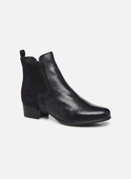 Bottines et boots Georgia Rose Rififa Soft Bleu vue détail/paire