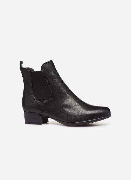 Bottines et boots Georgia Rose Rififa Soft Noir vue derrière