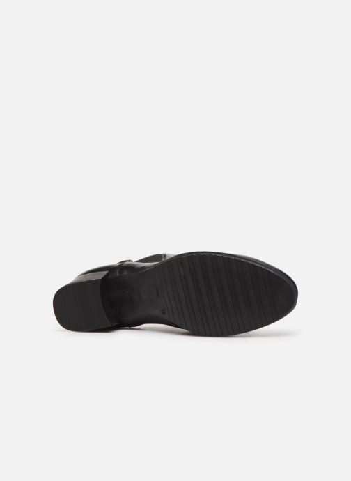 Stiefeletten & Boots Georgia Rose Rififa Soft schwarz ansicht von oben