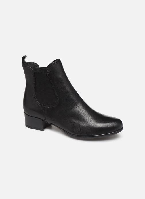Bottines et boots Georgia Rose Rififa Soft Noir vue détail/paire