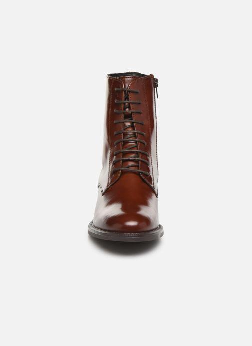 Stiefeletten & Boots Georgia Rose Risouria soft braun schuhe getragen