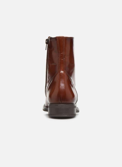 Stiefeletten & Boots Georgia Rose Risouria soft braun ansicht von rechts
