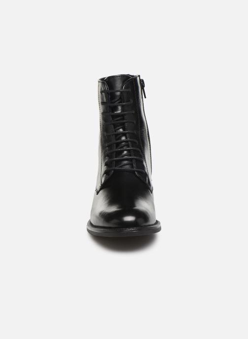 Bottines et boots Georgia Rose Risouria soft Noir vue portées chaussures