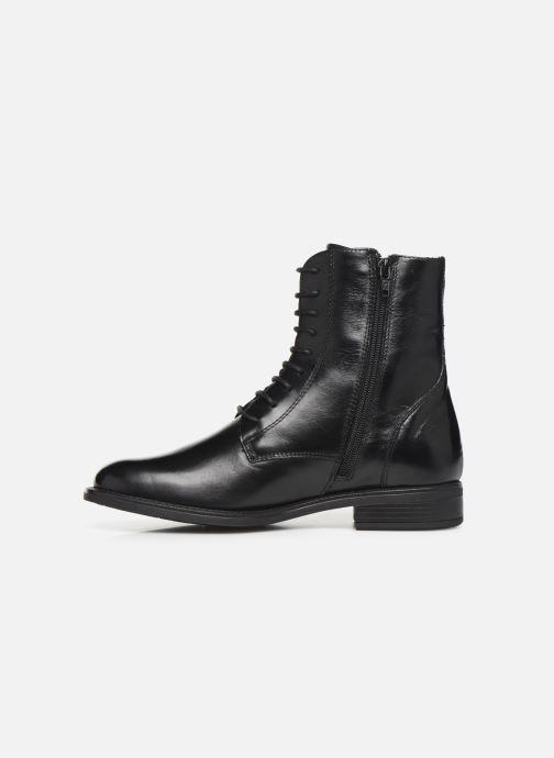 Bottines et boots Georgia Rose Risouria soft Noir vue face