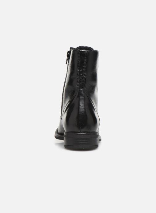 Bottines et boots Georgia Rose Risouria soft Noir vue droite