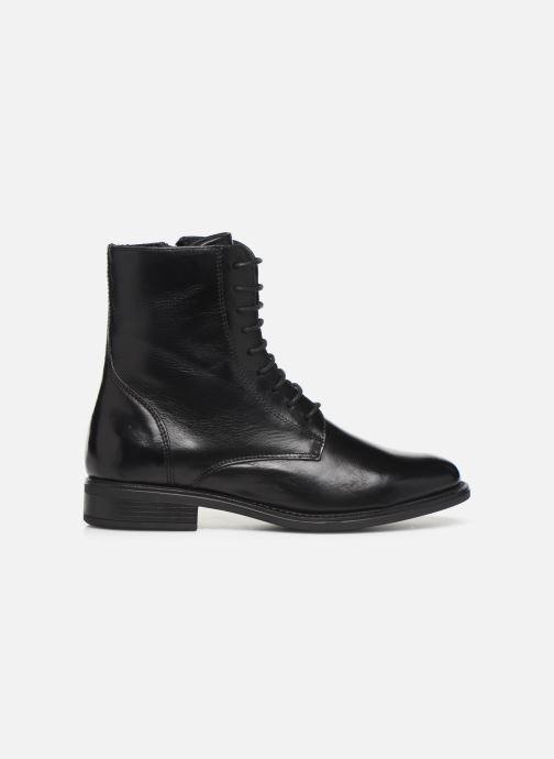 Bottines et boots Georgia Rose Risouria soft Noir vue derrière