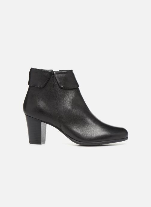 Bottines et boots Georgia Rose Rivers soft Noir vue derrière