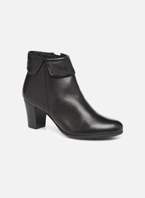 Bottines et boots Georgia Rose Rivers soft Noir vue détail/paire