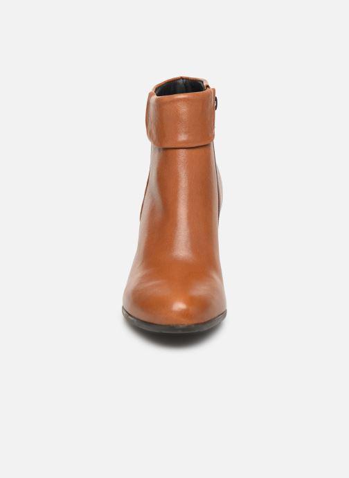 Bottines et boots Georgia Rose Rivers soft Marron vue portées chaussures