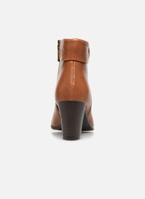 Bottines et boots Georgia Rose Rivers soft Marron vue droite