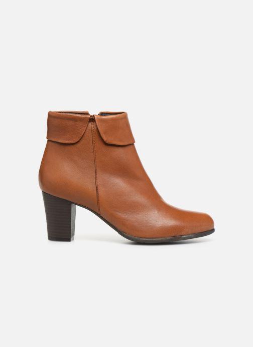 Bottines et boots Georgia Rose Rivers soft Marron vue derrière