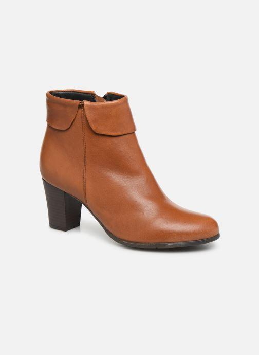 Bottines et boots Georgia Rose Rivers soft Marron vue détail/paire