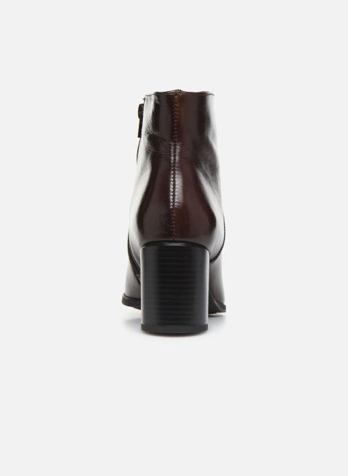 Bottines et boots Georgia Rose Riglos Soft Marron vue droite