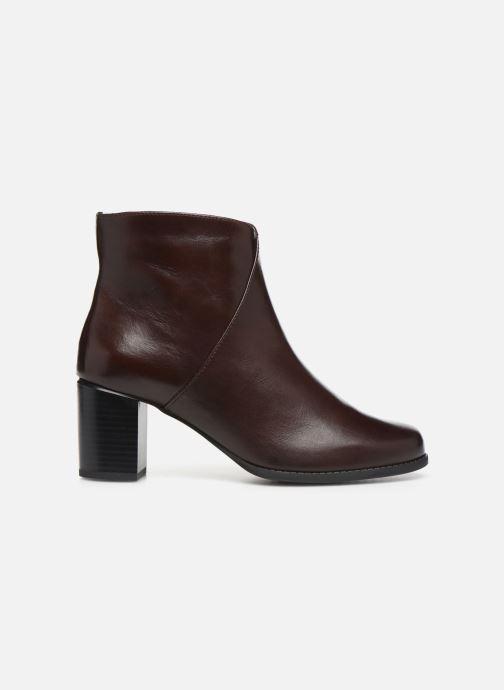 Bottines et boots Georgia Rose Riglos Soft Marron vue derrière