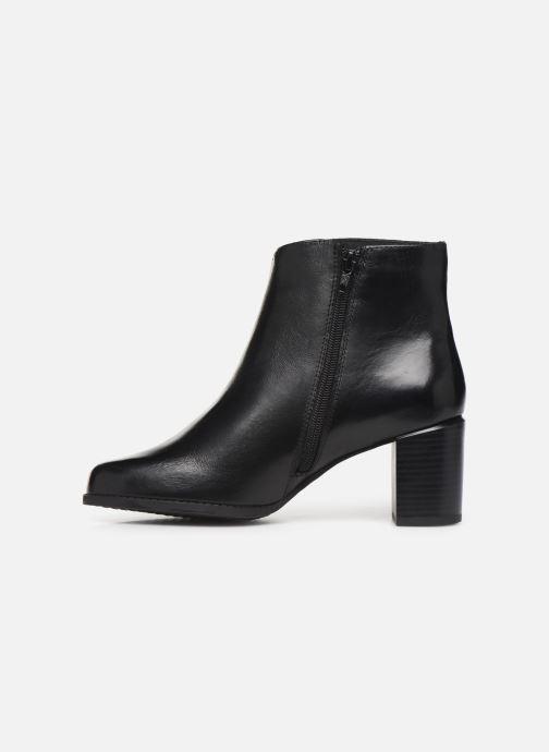 Bottines et boots Georgia Rose Riglos Soft Noir vue face