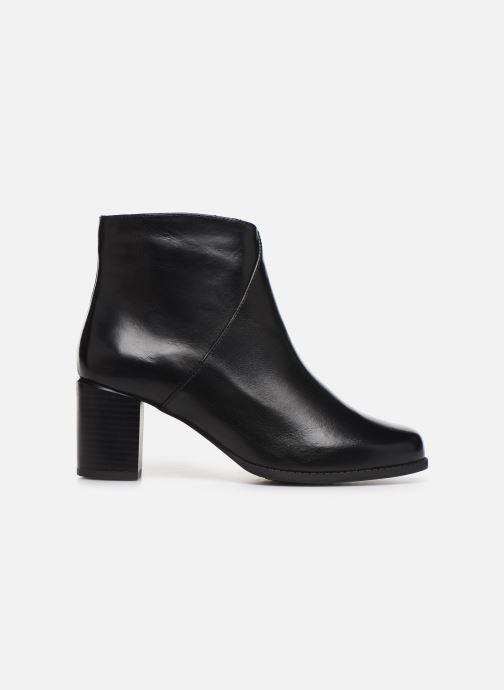 Bottines et boots Georgia Rose Riglos Soft Noir vue derrière