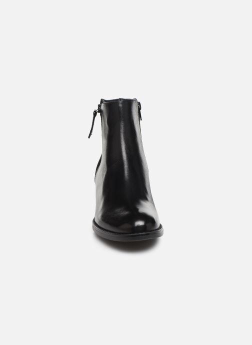 Stiefeletten & Boots Georgia Rose Soft Rikika soft schwarz schuhe getragen