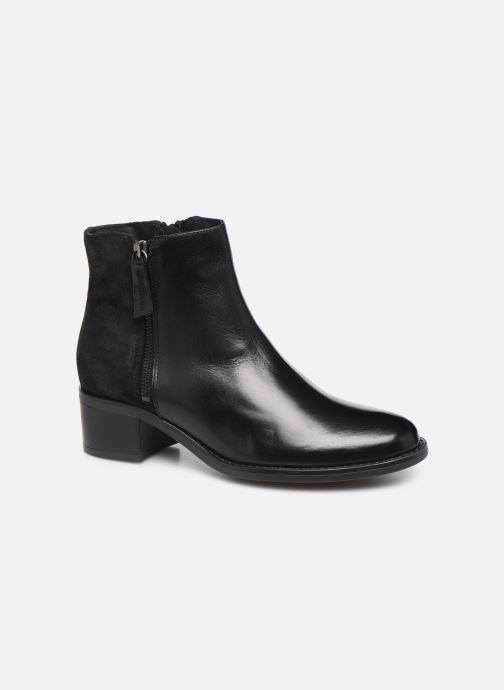 Stiefeletten & Boots Georgia Rose Soft Rikika soft schwarz detaillierte ansicht/modell
