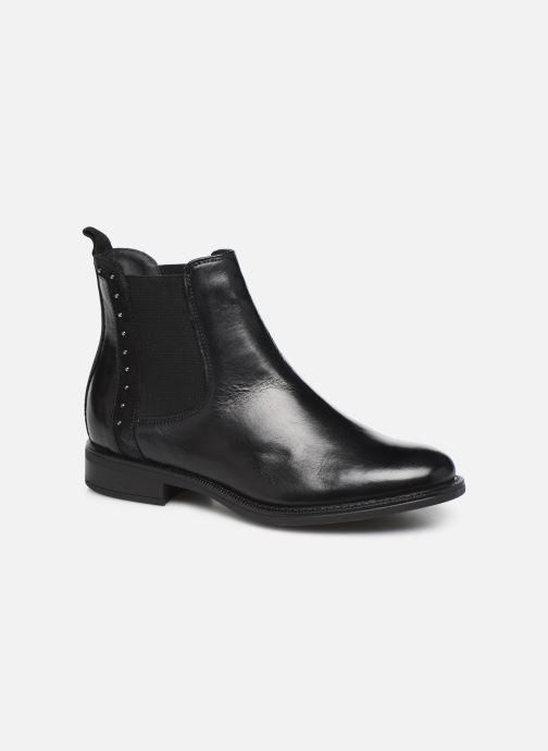 Bottines et boots Georgia Rose Riverna soft Noir vue détail/paire