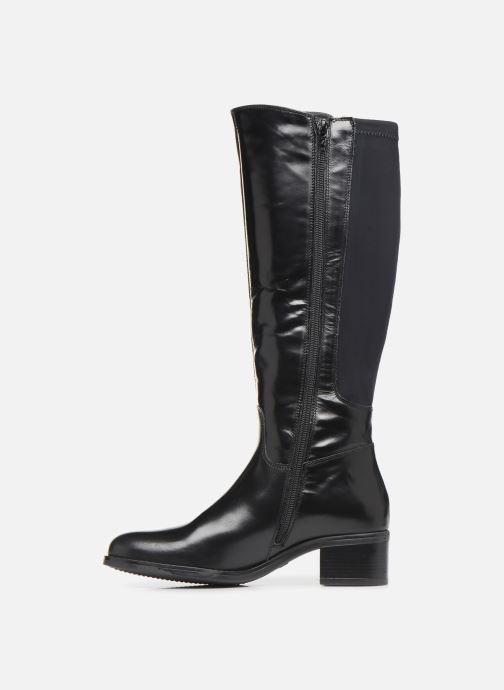 Stiefel Georgia Rose Ribotta soft schwarz ansicht von vorne