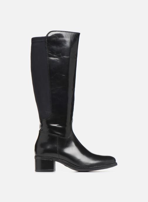 Stiefel Georgia Rose Ribotta soft schwarz ansicht von hinten